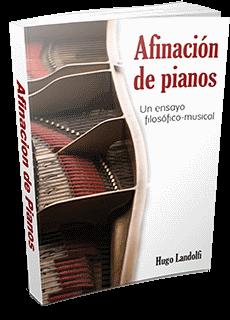 Libro Afinación de pianos ensayo